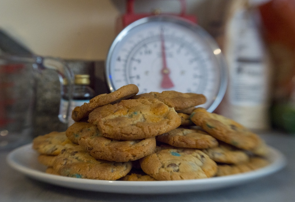 Baking with Lensbaby